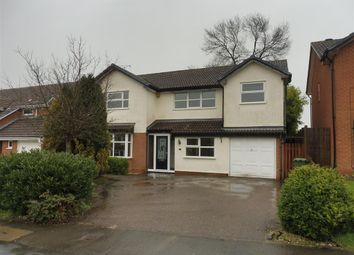 Thumbnail 5 bed detached house to rent in Dale Meadow Close, Balsall Common, Coventry