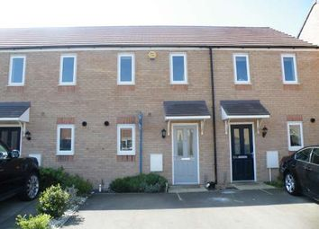 Thumbnail 2 bed terraced house to rent in Apollo Avenue, Cardea, Stanground, Peterborough