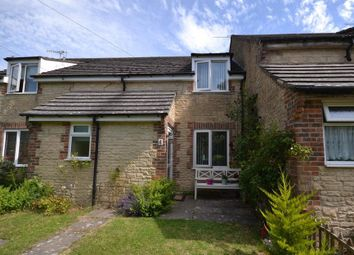 Thumbnail 2 bed terraced house for sale in Cowleaze, Martinstown, Dorchester