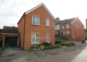 Thumbnail 3 bed detached house for sale in Oak Drive, Barton Upon Humber, Lincolnshire