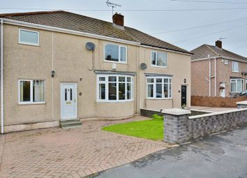 Thumbnail 3 bed semi-detached house for sale in Ullswater Avenue, Workington