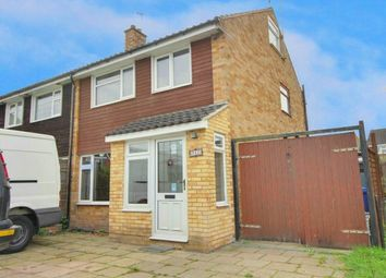 Thumbnail 3 bed semi-detached house for sale in Chilson Drive, Mickleover, Derby, Derbyshire