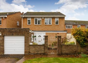 Thumbnail 3 bed link-detached house for sale in St. Marys Close, Letchworth Garden City
