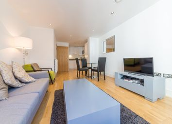 Thumbnail 1 bed flat to rent in Dundas Court, 23 Dowells Street, Greenwich, London