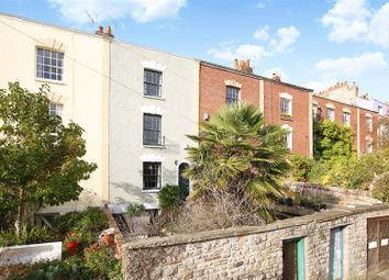 Thumbnail 4 bed town house for sale in York Road, Montpelier, Bristol