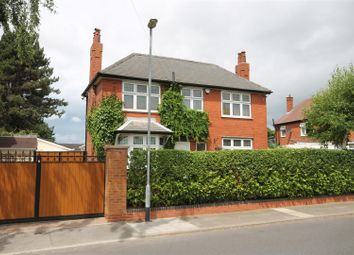Thumbnail 3 bed detached house for sale in Ellesmere Road, Forest Town, Mansfield