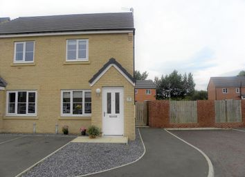 Thumbnail 2 bed end terrace house for sale in Hawkhope Close, Seaton Delaval, Whitley Bay