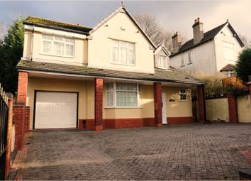 Thumbnail 4 bed detached house for sale in Selmans Hill, Walsall