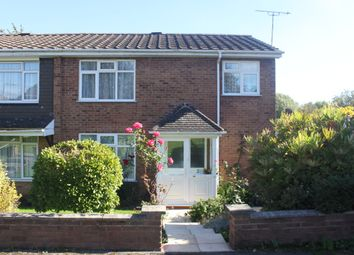Thumbnail 3 bed end terrace house for sale in Elmwood Grove, Hollywood, Birmingham