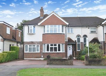 Thumbnail 4 bed semi-detached house for sale in Overdale, Ashtead