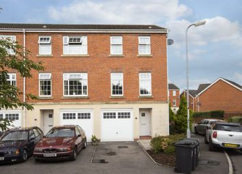 Thumbnail 3 bed end terrace house for sale in Brigantine Drive, St. Brides Wentlooge, Newport