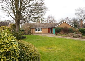 Thumbnail 3 bed detached bungalow for sale in Maltkiln Lane, Brant Broughton, Lincoln