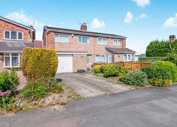 Thumbnail 3 bed semi-detached house for sale in New Inn Lane, Trentham, Stoke-On-Trent