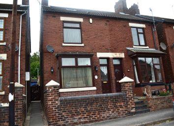 Thumbnail 3 bed semi-detached house for sale in Bernard Street, Woodville, Swadlincote