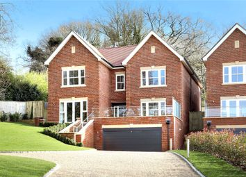 Thumbnail 5 bed detached house for sale in Holtspur Top Lane, Beaconsfield
