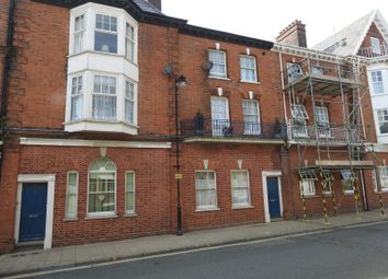 Thumbnail 1 bedroom flat to rent in Parkholme Terrace, High Street, Lowestoft