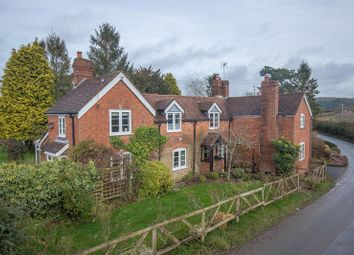 Thumbnail 3 bed semi-detached house for sale in The Plough, Suckley, Worcestershire