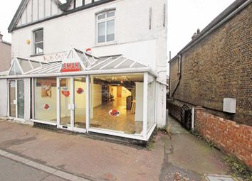 Thumbnail Retail premises for sale in Cheam Common Road, Old Malden, Worcester Park