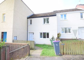 Thumbnail 3 bed terraced house for sale in Rhymney Court, Thornhill, Cwmbran