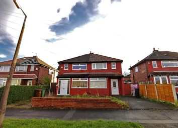 Thumbnail 2 bed semi-detached house to rent in Nelstrop Road North, Levenshulme, Manchester