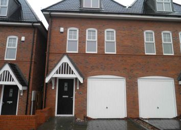 Thumbnail 4 bed detached house to rent in Rectory Road, Sutton Coldfield