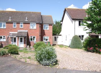 Thumbnail 3 bed semi-detached house for sale in Buxlow Close, Knodishall, Saxmundham