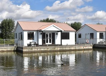 Thumbnail 3 bed bungalow for sale in Herbert Woods Marina, Potter Heigham