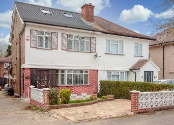 Thumbnail 6 bed semi-detached house for sale in Balmoral Drive, Hayes, Greater London
