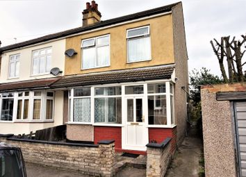 Thumbnail 3 bed end terrace house for sale in Marshalls Road, Romford