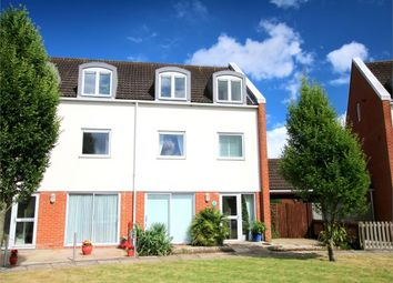Thumbnail 4 bed town house for sale in Malden Way, Eynesbury, St. Neots