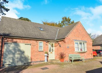 Thumbnail 3 bed detached bungalow for sale in Weskers Close, Clipston, Market Harborough