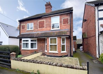 Thumbnail 2 bed semi-detached house for sale in North View, Amen Corner, Binfield, Berkshire