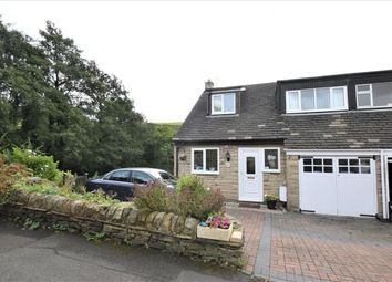 Thumbnail 3 bed semi-detached house for sale in Laneside Road, New Mills, High Peak