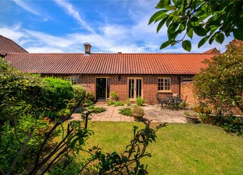 Thumbnail 3 bed barn conversion for sale in Syerston Hall Park, Syerston, Newark