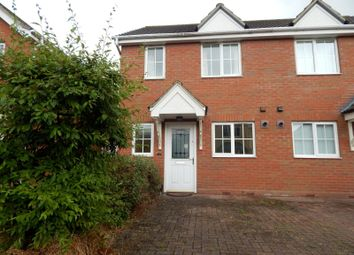 Thumbnail 2 bedroom semi-detached house to rent in Bladewater Road, Three Score, Norwich