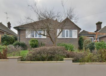 Thumbnail 2 bed detached bungalow for sale in St Peters Crescent, Bexhill-On-Sea, East Sussex