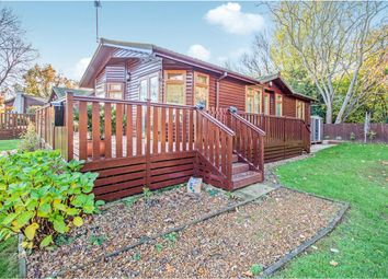 Thumbnail 2 bed mobile/park home for sale in Haveringland, Norwich