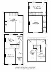 Thumbnail 4 bed end terrace house for sale in Tweedy Street, Wilsden