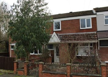 Thumbnail 3 bed terraced house for sale in Sinfin Avenue, Shelton Lock, Derby, Derbyshire