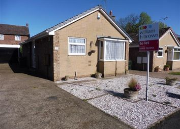 Thumbnail 2 bedroom bungalow to rent in Rydal Road, Dinnington, Sheffield