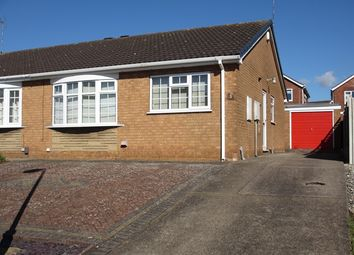 Thumbnail 2 bed semi-detached bungalow to rent in Oakleigh, Bottesford, Scunthorpe