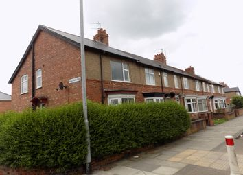 Thumbnail 3 bed semi-detached house to rent in Newlands Road, Darlington