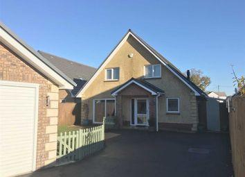 Thumbnail 4 bed detached bungalow for sale in Dyffryn Road, Ammanford