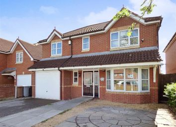 Thumbnail 4 bedroom detached house for sale in Valley Road, Crewe