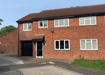 Thumbnail 4 bed semi-detached house for sale in Woodroffe Close, Chelmer Village, Chelmsford