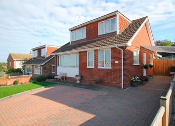 Thumbnail 3 bed detached bungalow for sale in Paddock View, Whitstable