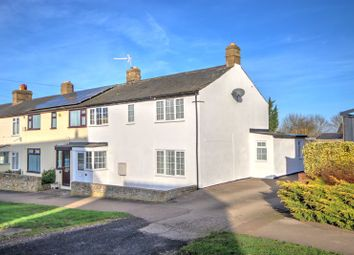 Thumbnail 3 bed terraced house for sale in West End, Haddenham, Ely