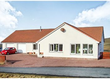 Thumbnail 3 bed detached bungalow for sale in Sandness, Shetland