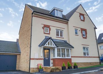 4 bed town house for sale in Linnet Way, Keynsham BS31