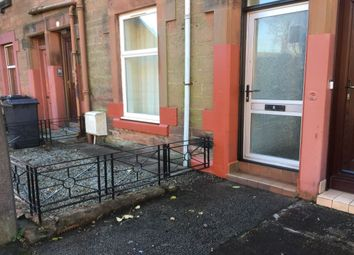 Thumbnail 1 bed flat to rent in Wallace Street, Dumfries